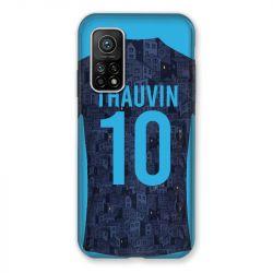 Coque pour Xiaomi Mi 10T / Mi 10T Pro personnalisee Maillot Football Olympique Marseille Exterieur