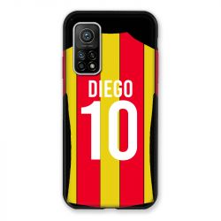 Coque pour Xiaomi Mi 10T / Mi 10T Pro personnalisee Maillot Football RC Lens