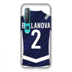 Coque Pour Xiaomi Mi 10 Pro Personnalisee Maillot Footbal Girondins Bordeaux