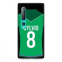 Coque Pour Xiaomi Mi 10 Pro Personnalisee Maillot Football AS Saint Etienne