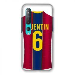 Coque Pour Xiaomi Mi 10 Pro Personnalisee Maillot Football FC Barcelone