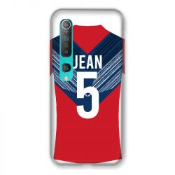 Coque Pour Xiaomi Mi 10 Pro Personnalisee Maillot Football LOSC Lille