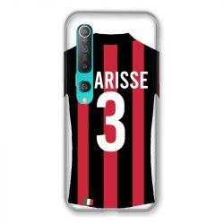 Coque Pour Xiaomi Mi 10 Pro Personnalisee Maillot Football Milan AC