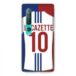 Coque Pour Xiaomi Mi 10 Pro Personnalisee Maillot Football Olympique Lyonnais Domicile