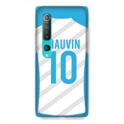 Coque Pour Xiaomi Mi 10 Pro Personnalisee Maillot Football Olympique Marseille Domicile