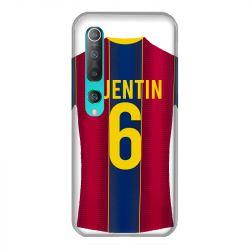 Coque Pour Xiaomi Mi 10 Personnalisee Maillot Football FC Barcelone