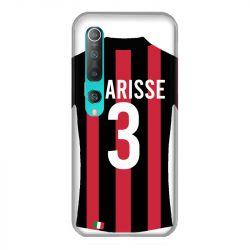 Coque Pour Xiaomi Mi 10 Personnalisee Maillot Football Milan AC