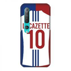 Coque Pour Xiaomi Mi 10 Personnalisee Maillot Football Olympique Lyonnais Domicile