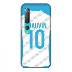 Coque Pour Xiaomi Mi 10 Personnalisee Maillot Football Olympique Marseille Domicile