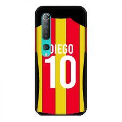 Coque Pour Xiaomi Mi 10 Personnalisee Maillot Football RC Lens