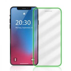 Vitre Protection / Verre trempé Phosphorescent Lumineux Pour Iphone 12 / 12 Pro