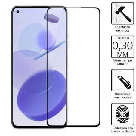 Vitre protection / Verre trempé 3D pour Xiaomi Mi 11 Lite 5G