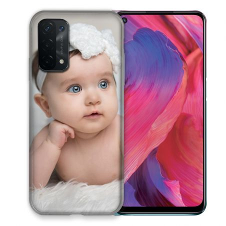Coque Pour Oppo A54 5G / A74 5G Personnalisee