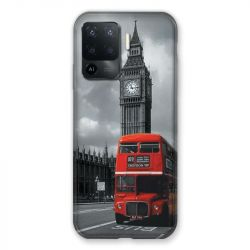 Coque Pour Oppo A94 5G Angleterre London Bus