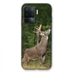Coque Pour Oppo A94 5G Cerf