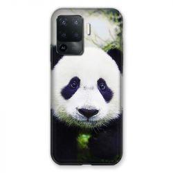 Coque Pour Oppo A94 5G Panda Color