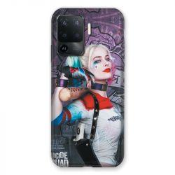 Coque Pour Oppo A94 5G Harley Quinn Batte