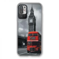 Coque Pour Xiaomi Redmi Note 10 5G Angleterre London Bus