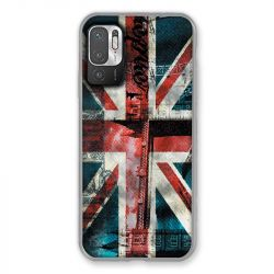 Coque Pour Xiaomi Redmi Note 10 5G Angleterre UK Jean's