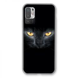 Coque Pour Xiaomi Redmi Note 10 5G Chat Noir