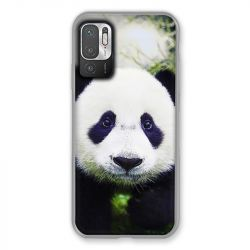 Coque Pour Xiaomi Redmi Note 10 5G Panda Color