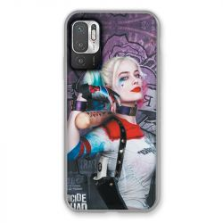 Coque Pour Xiaomi Redmi Note 10 5G Harley Quinn Batte