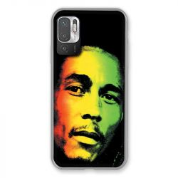 Coque Pour Xiaomi Redmi Note 10 5G Bob Marley 2
