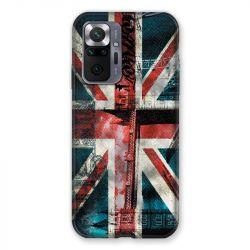 Coque Pour Xiaomi Redmi Note 10 Pro 5G Angleterre UK Jean's