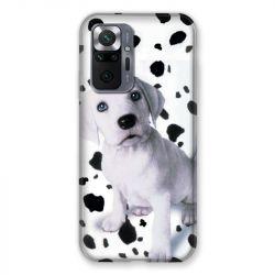 Coque Pour Xiaomi Redmi Note 10 Pro 5G Chien Dalmatien