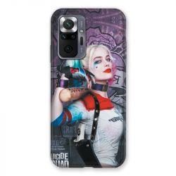 Coque Pour Xiaomi Redmi Note 10 Pro 5G Harley Quinn Batte