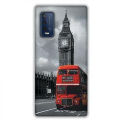 Coque Pour Wiko Power U10 / U20 Angleterre London Bus