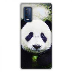 Coque Pour Wiko Power U10 / U20 Panda Color
