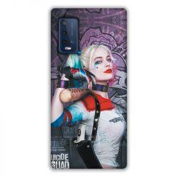 Coque Pour Wiko Power U10 / U20 Harley Quinn Batte