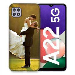 Coque Pour Samsung Galaxy A22 5G Personnalisee