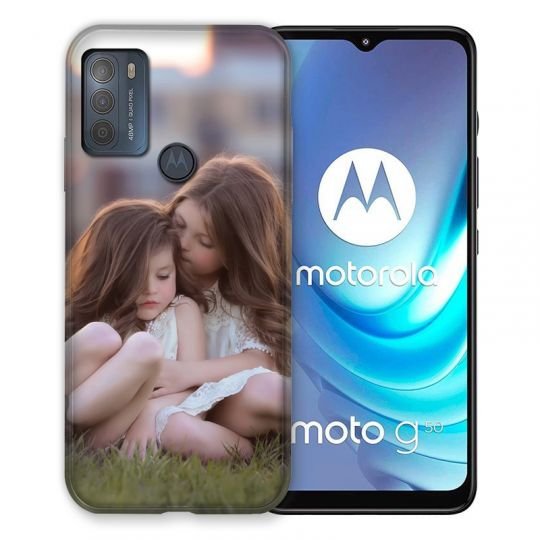 Coque Pour Motorola Moto G50 Personnalisee