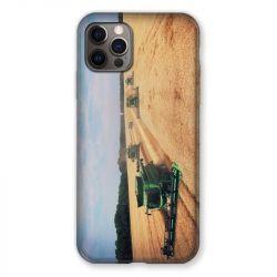 Coque Pour Iphone 13 (6.1) Agriculture Moissonneuse