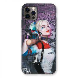 Coque Pour Iphone 13 (6.1) Harley Quinn Batte