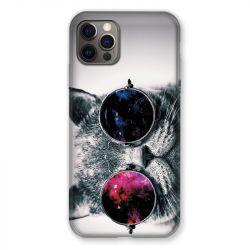 Coque Pour Iphone 13 MINI (5.4) Chat Fashion
