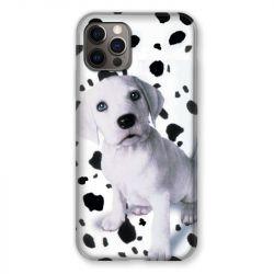 Coque Pour Iphone 13 MINI (5.4) Chien Dalmatien