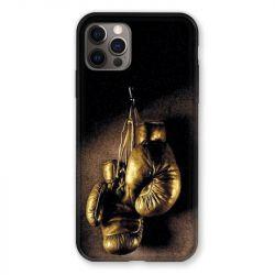 Coque Pour Iphone 13 PRO Boxe Gant Vintage