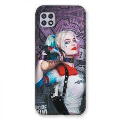 Coque Pour Samsung Galaxy A22 5G Harley Quinn Batte