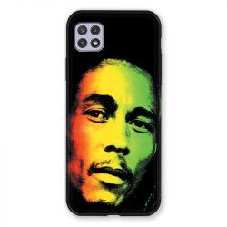 Coque Pour Samsung Galaxy A22 5G Bob Marley 2
