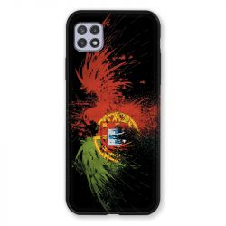 Coque Pour Samsung Galaxy A22 5G Portugal Aigle