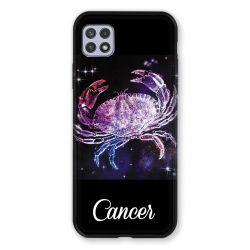 Coque Pour Samsung Galaxy A22 5G Signe Zodiaque 2 Cancer