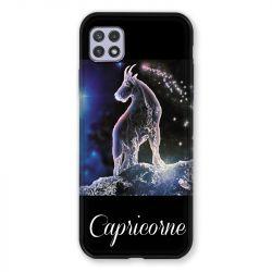 Coque Pour Samsung Galaxy A22 5G Signe Zodiaque 2 Capricorne