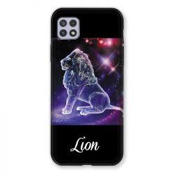 Coque Pour Samsung Galaxy A22 5G Signe Zodiaque 2 Lion