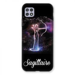 Coque Pour Samsung Galaxy A22 5G Signe Zodiaque 2 Sagittaire