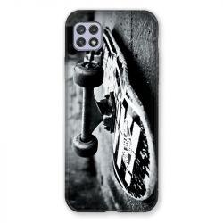 Coque Pour Samsung Galaxy A22 5G Skate Vintage