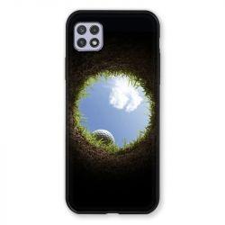 Coque Pour Samsung Galaxy A22 5G Golf Trou