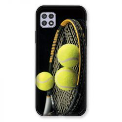 Coque Pour Samsung Galaxy A22 5G Tennis Balls